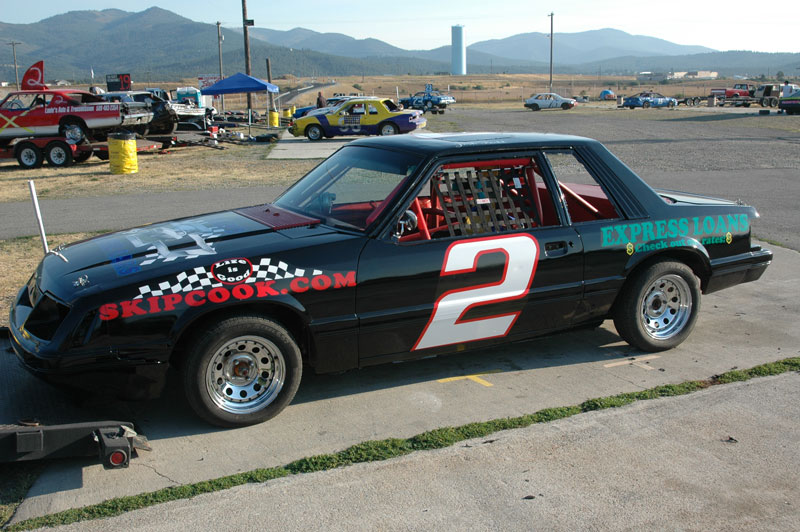Josh Biehl - Road Runner - Stock car